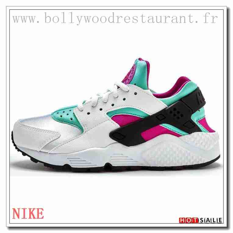 new product 0eeb9 196b8 HL7099 Boutique authentique 2018 Nouveau style Nike Air Huarache - Femme  Chaussures - Soldes Pas Cher - H.K.Y. 253 - Taille   36~39