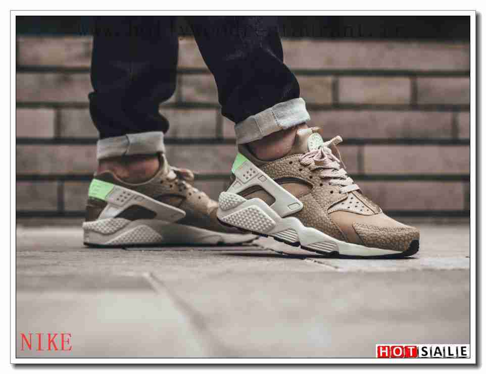 sports shoes a702b aa25a OL9199 Intense 2018 Nouveau style Nike Air Huarache , Homme Chaussures , Soldes  Pas Cher , H.K.Y. u0026467 , Taille 40~44 ...
