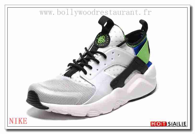 DB2069 La Fourrure 2018 Nouveau style Nike Air Huarache - Homme Chaussures  - Soldes Pas Cher