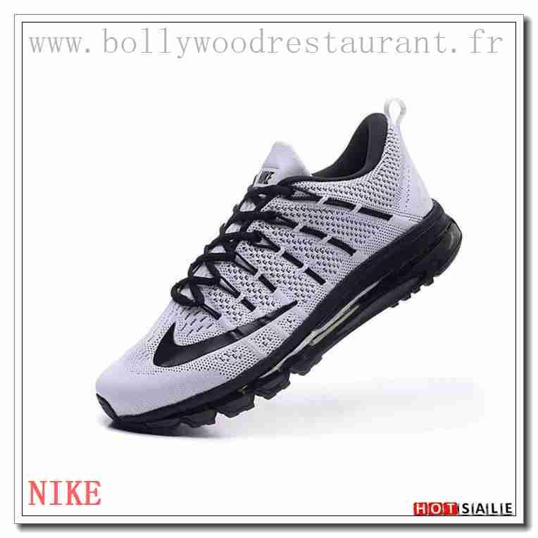 JO2190 Pas chère 2018 Nouveau style Nike Air Max 2018 - Homme Chaussures - Soldes Pas Cher - H.K.Y.&673 - Taille : 40~44