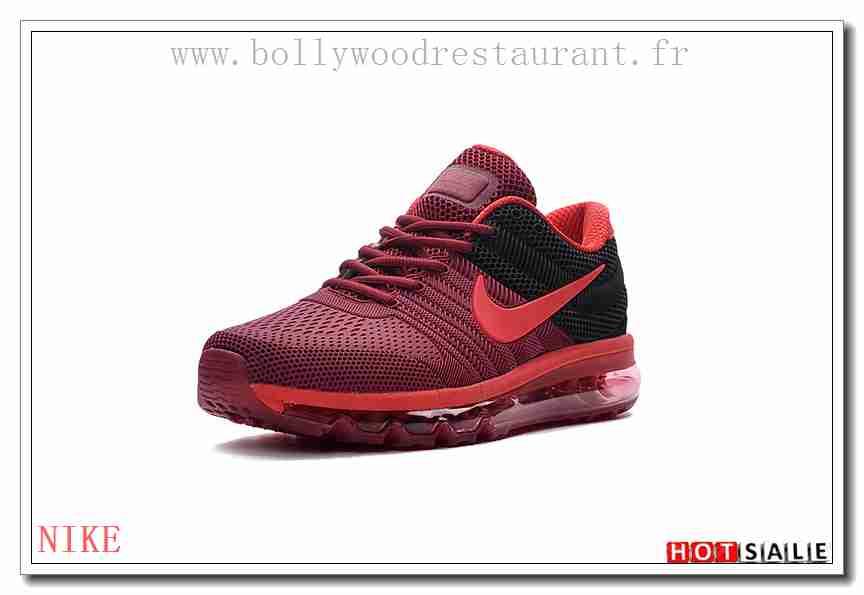huge selection of ad7fd bb2e8 QR8577 Boutique authentique 2018 Nouveau style Nike Air Max 2018 - Homme  Chaussures - Soldes Pas Cher - H.K.Y. 216 - Taille   40~44