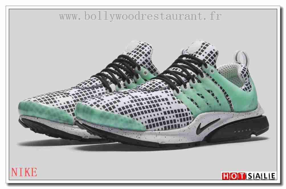 low priced f43f9 0cfb7 SI1024 Traitement antimicrobien 2018 Nouveau style Nike Air Presto - Homme  Chaussures - Soldes Pas Cher - H.K.Y. 359 - Taille   40~44