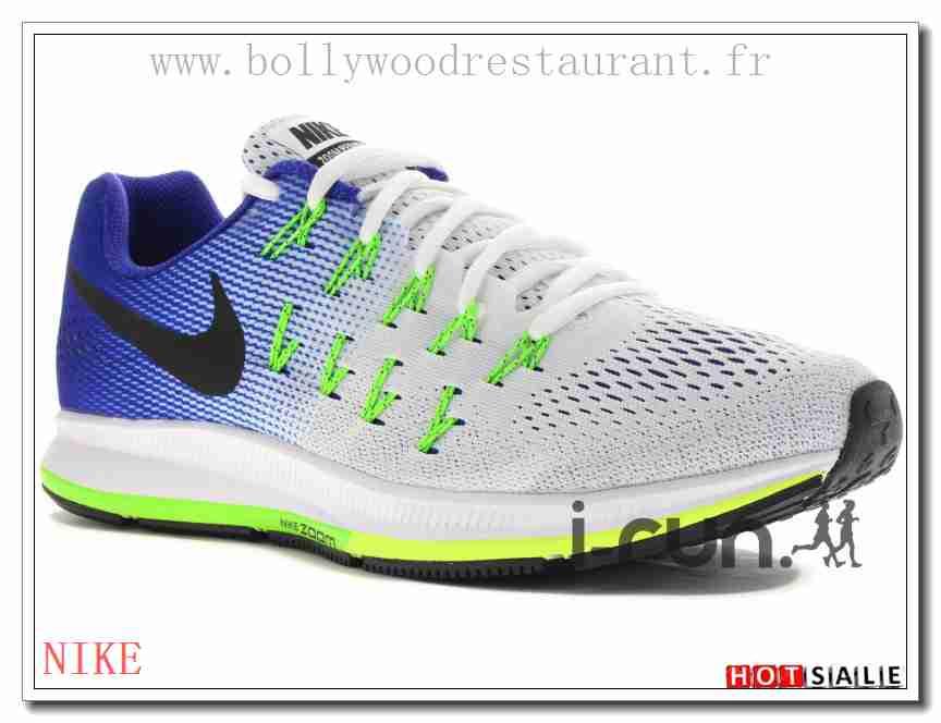 newest 93854 d950f JO4640 Shopping en ligne 2018 Nouveau style Nike Air Zoom Pegasus 33 -  Homme Chaussures - Soldes Pas Cher - H.K.Y. 425 - Taille   40~44