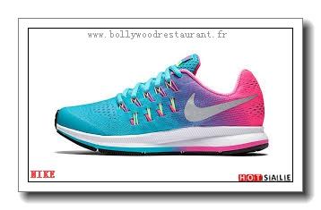 ec7dcbb9f0 PM0523 Boutique 2018 Nouveau style Nike Air Zoom Pegasus 33 - Homme  Chaussures - Soldes Pas Cher - H.K.Y.&910 - Taille : 40~44