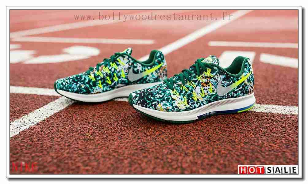 new product 5973f 6c021 RS8877 Traitement antimicrobien 2018 Nouveau style Nike Air Zoom Pegasus 33  - Homme Chaussures - Soldes