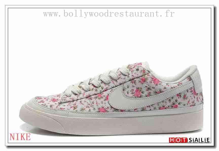on sale aef7d c5b68 PH3994 En Forme 2018 Nouveau style Nike Blazer Basse - Femme Chaussures - Soldes  Pas Cher - H.K.Y. 635 - Taille   36~39
