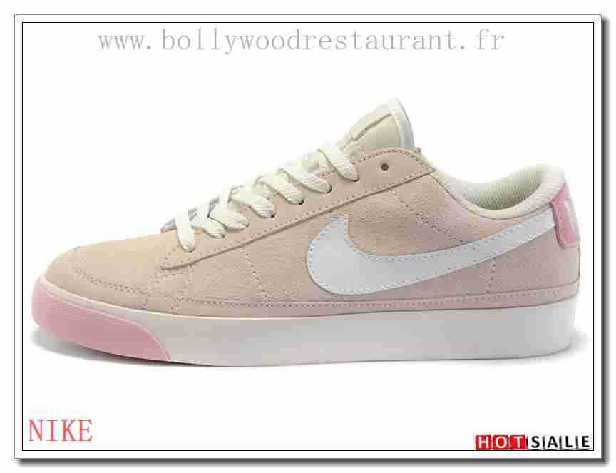 huge discount 02cae 62d46 AH3261 brodé 2018 Nouveau style Nike Blazer Basse - Femme Chaussures -  Soldes Pas Cher - H.K.Y. 869 - Taille   36~39