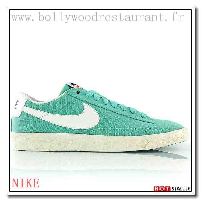 pretty nice 0b201 2ac0b OB8661 Confortable 2018 Nouveau style Nike Blazer Basse - Femme Chaussures  - Soldes Pas Cher - H.K.Y. 139 - Taille   36~39