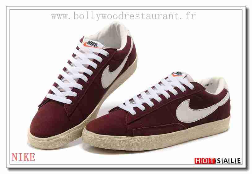hot sale online a6882 472bb VN1659 Affaires 2018 Nouveau style Nike Blazer Basse - Femme Chaussures - Soldes  Pas Cher - H.K.Y. 029 - Taille   36~39