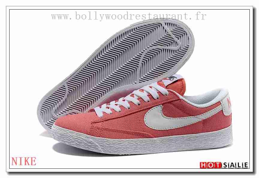 acheter populaire 592d8 ee13c ZE1775 Pas Cher 2018 Nouveau style Nike Blazer Basse - Femme ...