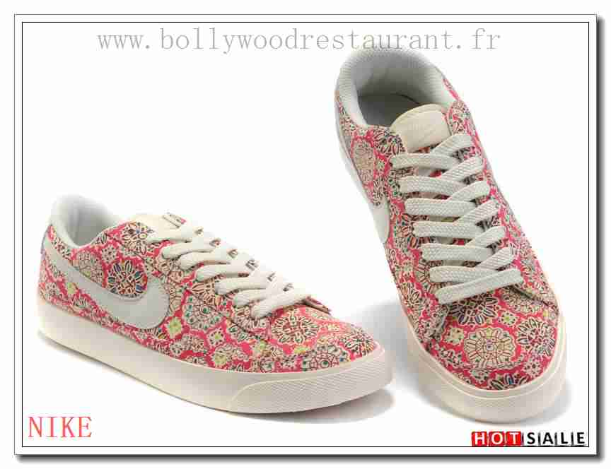 chaussure nike basse femme pas cher