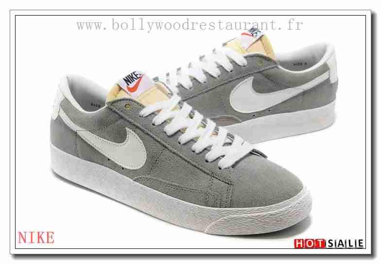 742d811789789 EZ3387 L amour 2018 Nouveau style Nike Blazer Basse - Homme Chaussures -  Soldes Pas Cher - H.K.Y. 850 - Taille   40~44
