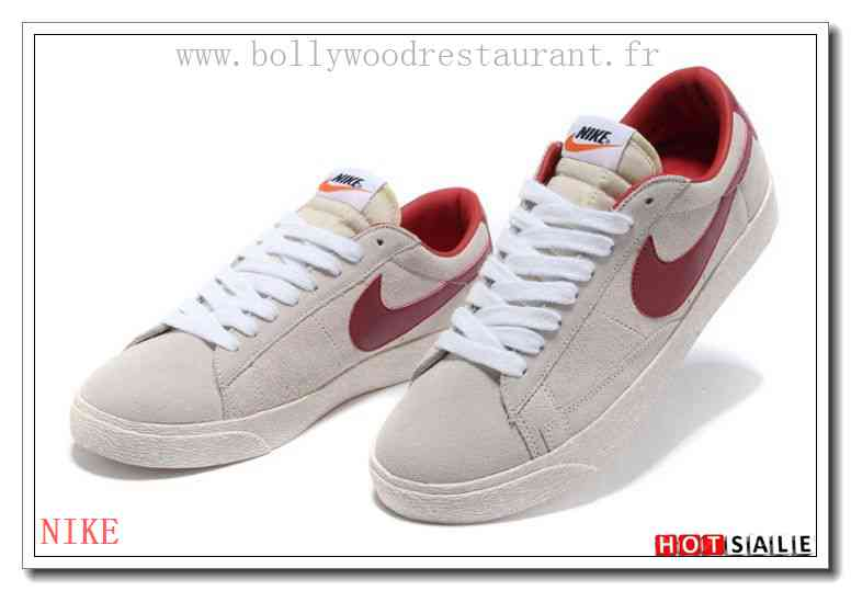 low priced 49d9e 3a19b CN6324 chaussures 2018 Nouveau style Nike Blazer Basse - Homme Chaussures - Soldes  Pas Cher -