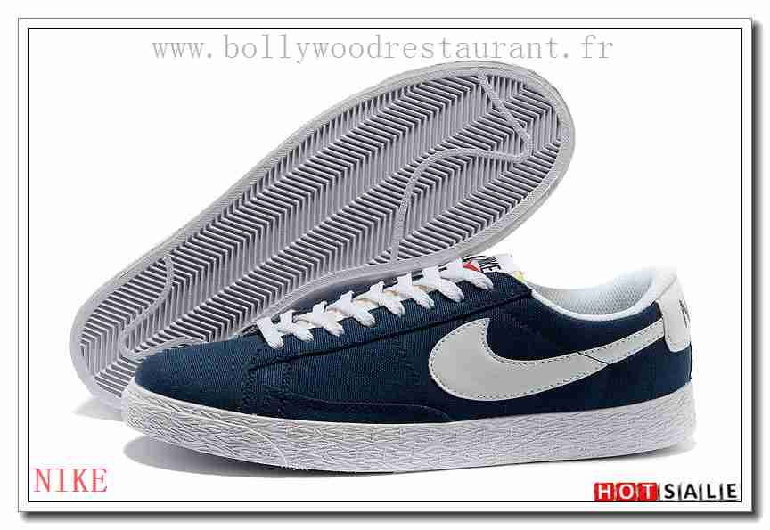 best website 7f987 a6028 ML0146 Shopping en ligne 2018 Nouveau style Nike Blazer Basse - Homme  Chaussures - Soldes Pas Cher - H.K.Y. 214 - Taille   40~44