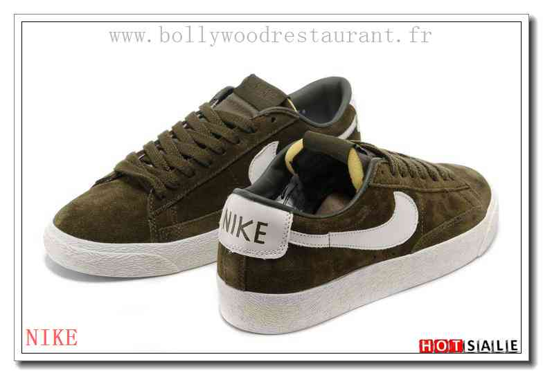 3f214908fc702 NA7281 rabais promotionnel 2018 Nouveau style Nike Blazer Basse - Homme  Chaussures - Soldes Pas Cher - H.K.Y. 139 - Taille   40~44