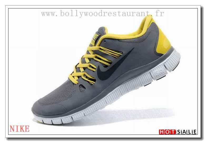 best service 5f544 c3a7e GK9269 Unique 2018 Nouveau style Nike Free 5.0 - Homme Chaussures - Soldes  Pas Cher -