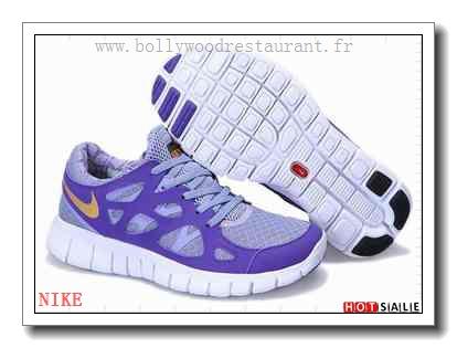 huge selection of 246be da520 QU2304 élastique meilleur 2018 Nouveau style Nike Free Run 2 - Femme  Chaussures - Soldes Pas