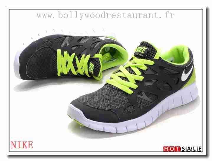 newest 93e31 a5eab AZ9255 Neutre 2018 Nouveau style Nike Free Run 2 - Femme Chaussures -  Soldes Pas Cher