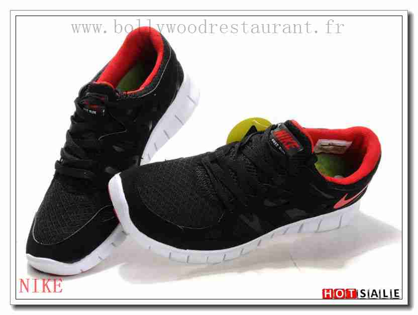 YB4953 Urbain 2018 Nouveau style Nike Free Run 2 - Homme Chaussures - Soldes Pas Cher - H.K.Y.&651 - Taille : 40~44