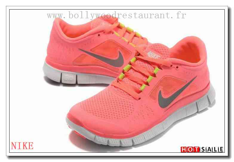 CV6665 Plus Tard 2018 Nouveau style Nike Free Run 3 - Femme Chaussures - Soldes Pas Cher - H.K.Y.&991 - Taille : 36~39