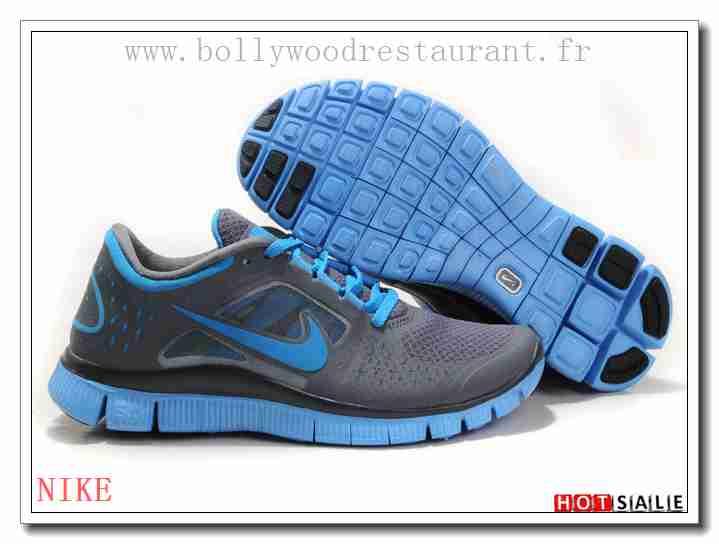 tout neuf ba5d1 213e1 EB7114 Doux 2018 Nouveau style Nike Free Run 3 - Homme ...
