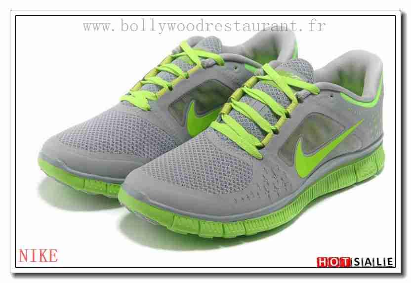 size 40 40df6 5e8b9 PM9398 Loisirs 2018 Nouveau style Nike Free Run 3 - Homme Chaussures - Soldes  Pas Cher
