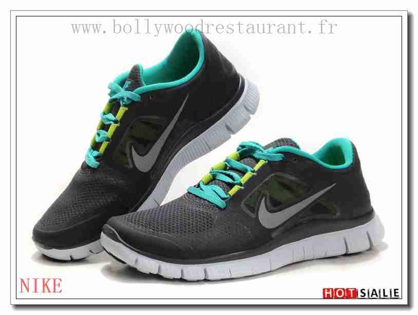 JE1672 rabais promotionnel 2018 Nouveau style Nike Free Run 3 - Homme Chaussures - Soldes Pas Cher - H.K.Y.&115 - Taille : 40~44