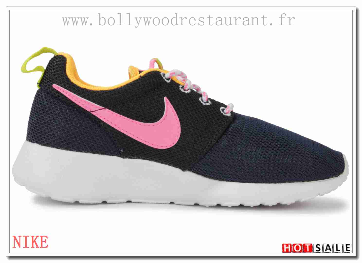 sports shoes 83595 4a0ec HI8936 Special Styles 2018 Nouveau style Nike Roshe Run - Femme Chaussures  - Soldes Pas Cher