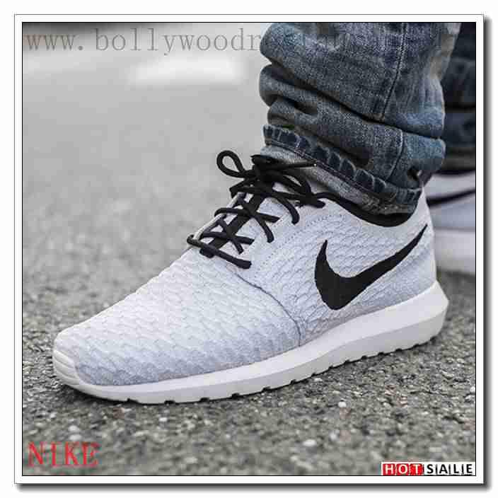 best sneakers 3e83d 3fc49 SQ0194 chaleur et style 2018 Nouveau style Nike Roshe Run - Femme Chaussures  - Soldes Pas