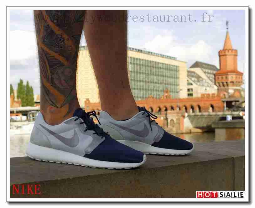 premium selection 316be c0f2d ND6343 Comme La Plupart 2018 Nouveau style Nike Roshe Run - Homme Chaussures  - Soldes Pas