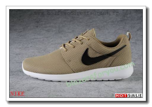 detailed pictures 367d4 1041a RH4339 Nouvelle Collection 2018 Nouveau style Nike Roshe Run - Homme  Chaussures - Soldes Pas Cher