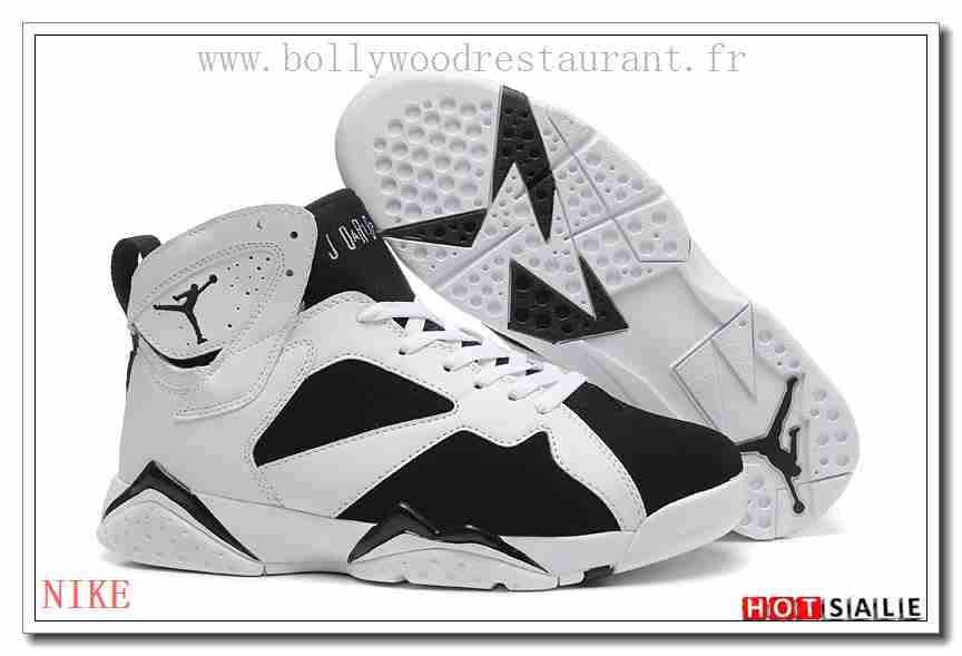 low priced 5bd4d 2c7f8 RS2552 De Haute Qualité 2018 Homme s Air Jordan 7 blanc noir Bleu Soldes  Pas Cher - F.R.A.N.C.E760 - NIKE AIR JORDAN