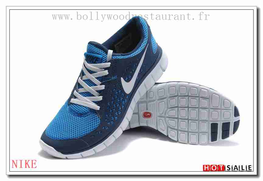 La9522 Confortable Run Cool Nike Free Run Confortable Lightweight Bleu Bordeaux 31e291