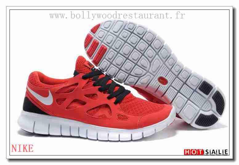 new product a0174 c6075 nike free run rouge et noir