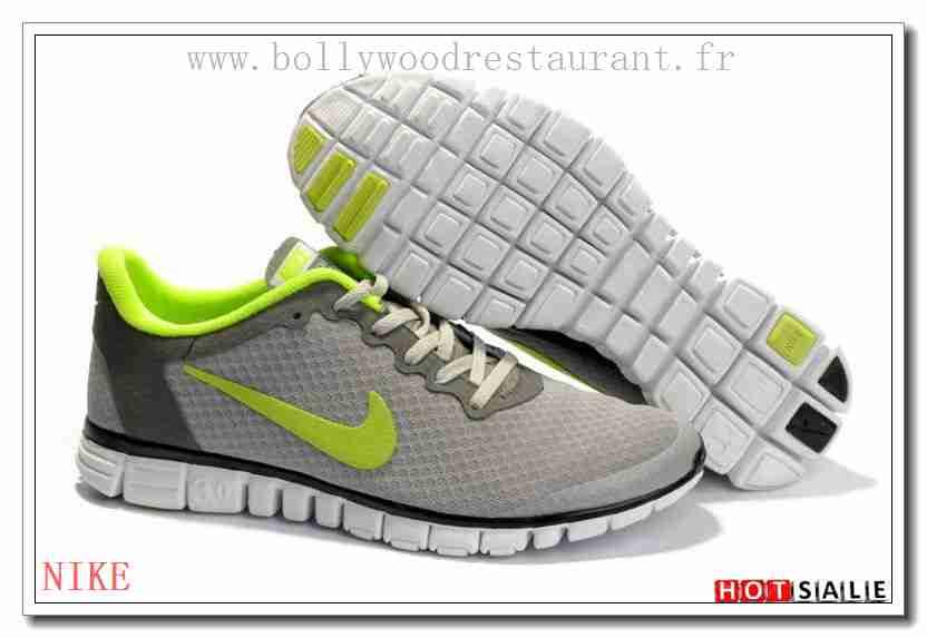 FR7020 Nouvel été Nike Free 30 V2 Training gris Lawnvert 2018