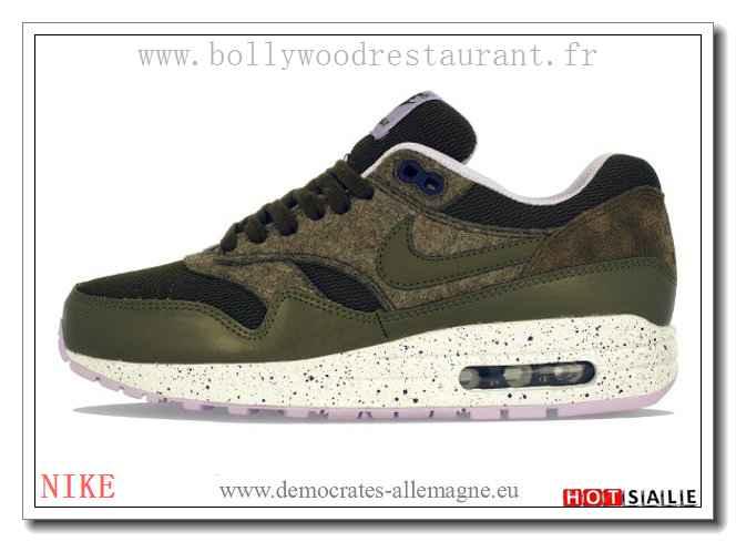 best cheap 0342d 87509 KK7545 La Version Coréenne 2018 Nouveau style Nike Air Max 1 - Femme  Chaussures - Promotions