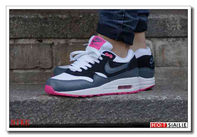 low priced 0f62d f9984 YQ7200 Rétro 2018 Nouveau style Nike Air Max 1 - Femme Chaussures - Promotions  Vente - H.K.Y. 494 - Taille   36~39