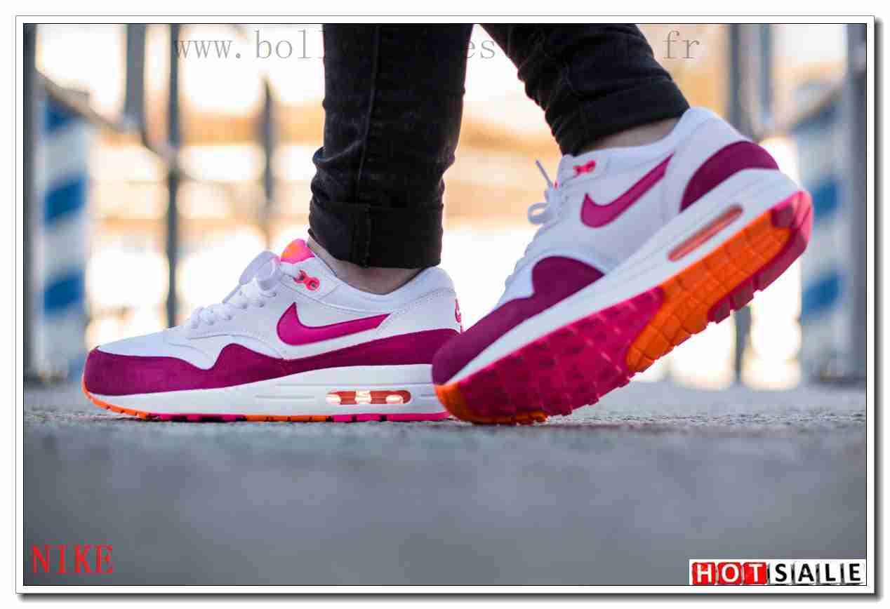 newest collection 4269b 83fbc HI0587 L amour 2018 Nouveau style Nike Air Max 1 - Femme Chaussures -  Promotions Vente - H.K.Y. 959 - Taille   36~39