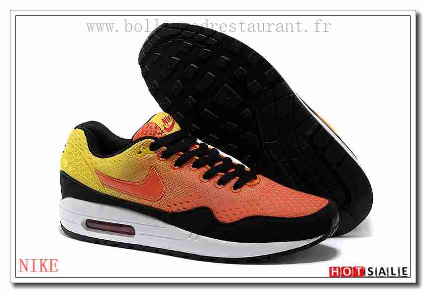 new arrival 52e28 dc17e GN2006 Sauvage 2018 Nouveau style Nike Air Max 1 - Femme Chaussures -  Promotions Vente -