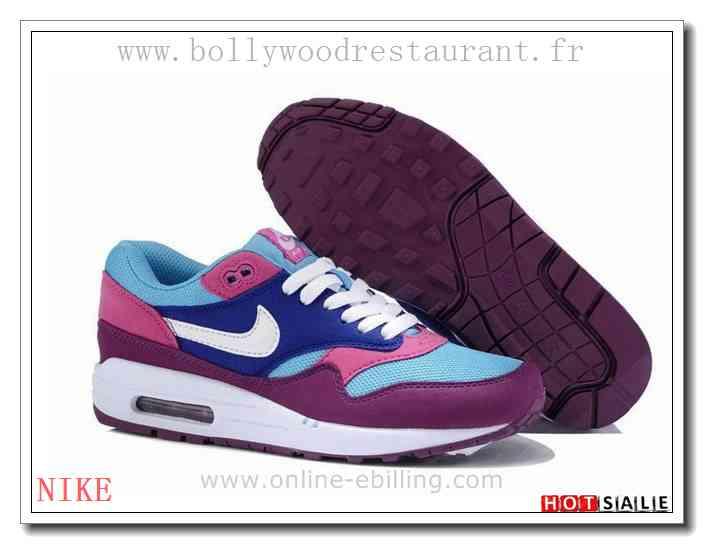 JO2190 Pas chère 2018 Nouveau style Nike Air Max 1 - Femme Chaussures - Promotions Vente - H.K.Y.&598 - Taille : 36~39