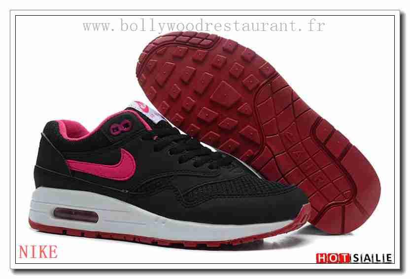 wholesale dealer ee931 5e8b0 QC5320 Parfait 2018 Nouveau style Nike Air Max 1 - Femme Chaussures - Promotions  Vente -