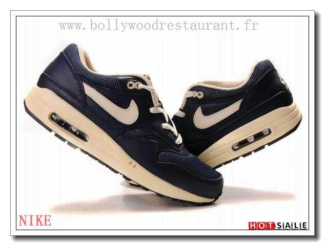 new arrivals b7694 d5ee7 CS3909 Chaud 2018 Nouveau style Nike Air Max 1 - Homme Chaussures -  Promotions Vente -