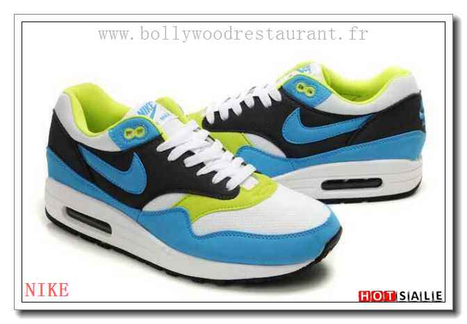 separation shoes 858cd 98b70 QK0716 Confortable Cool 2018 Nouveau style Nike Air Max 1 - Homme Chaussures  - Promotions Vente - H.K.Y. 157 - Taille   40~44