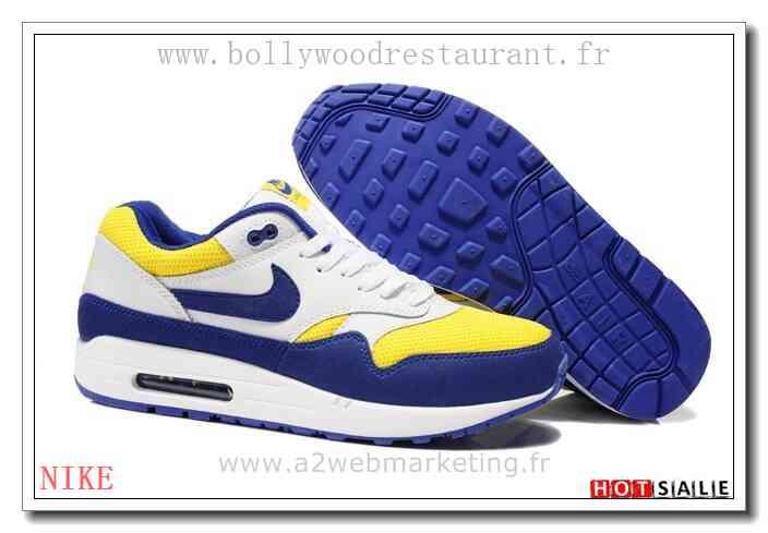 san francisco 6ec35 482c2 IL2243 Semelle Synthétique 2018 Nouveau style Nike Air Max 1 - Homme  Chaussures - Promotions Vente - H.K.Y. 675 - Taille   40~44