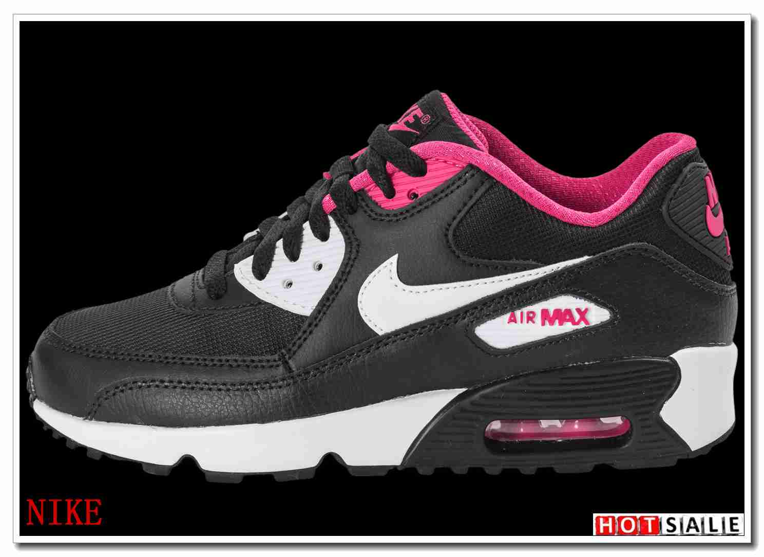 pretty nice 64639 1ef40 SJ0853 Comme La Plupart 2018 Nouveau style Nike Air Max 90 - Femme  Chaussures - Promotions Vente - H.K.Y. 300 - Taille   36~39