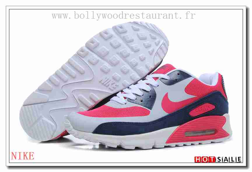 best website 73b9b 45a75 TB5777 Le moins cher 2018 Nouveau style Nike Air Max 90 - Femme Chaussures  - Promotions Vente - H.K.Y. 512 - Taille   36~39