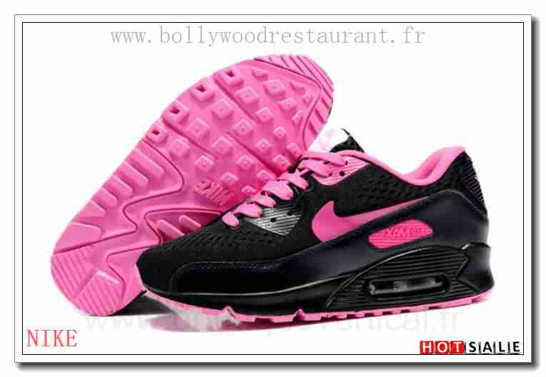 the latest d482b d1032 LF4556 Nouvelle Collection 2018 Nouveau style Nike Air Max 90 - Femme  Chaussures - Promotions Vente - H.K.Y. 607 - Taille   36~39