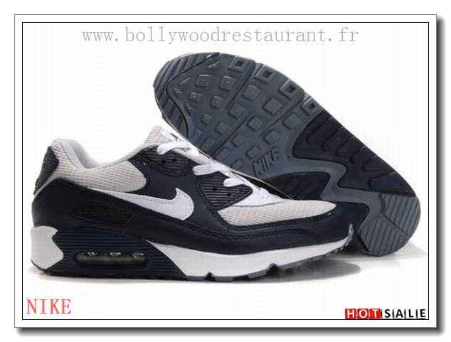 FU7182 Respirant 2018 Nouveau style Nike Air Max 90 - Femme Chaussures -  Noir Promotions Vente - H.K.Y.&581 - Taille : 36~39