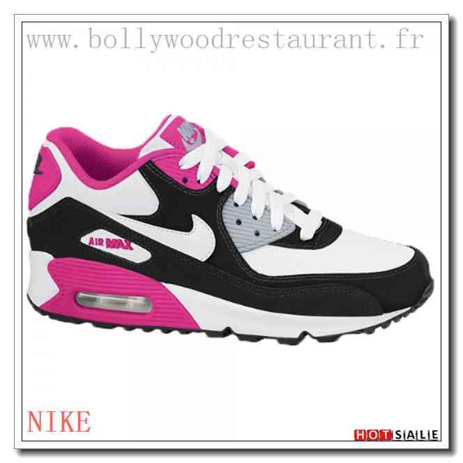 promo code 0d734 0360f air max 90 femme noir et rose