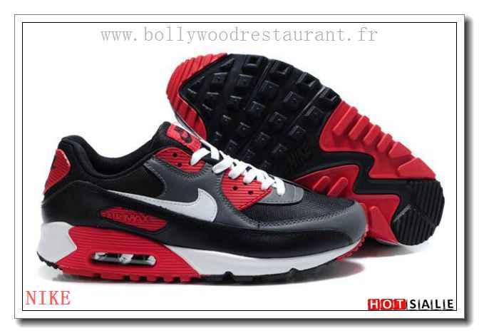 big sale e5822 ff96c UP7823 Shopping en ligne 2018 Nouveau style Nike Air Max 90 - Femme  Chaussures - Noir